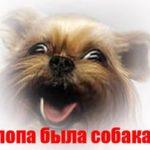 У попа была собака…..