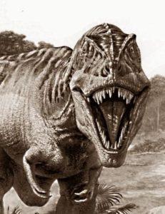 С какой скоростью бегали динозавры